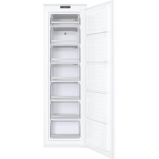 Hoover HBOU172UK/N Integrated Upright Freezer with Door slider Kit - A+ Rated
