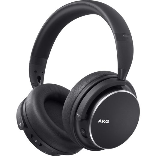 AKG Y600NC Over-Ear Wireless Bluetooth Headphones - Black