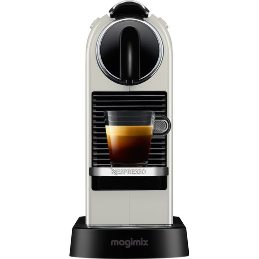 Nespresso by Magimix Citiz 11314 - White