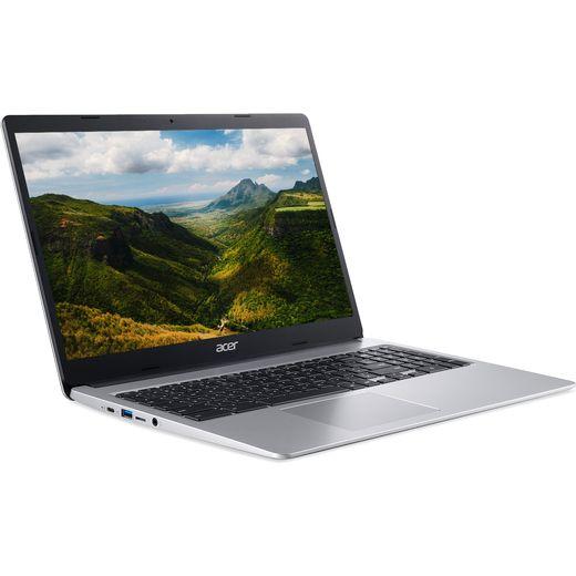 "Acer CB315-3H 15.6"" Chromebook Laptop - Black"