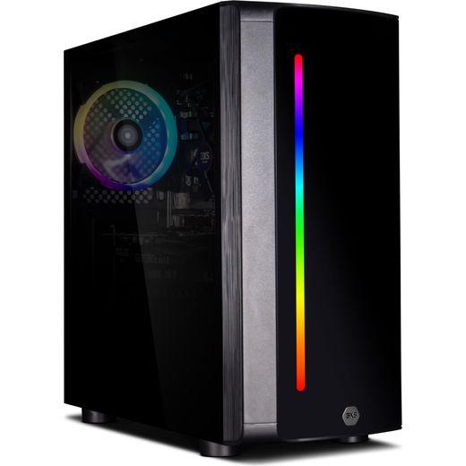 3XS Core 3060 RGB Gaming Tower 2020 - 1TB SSD - Matte Black
