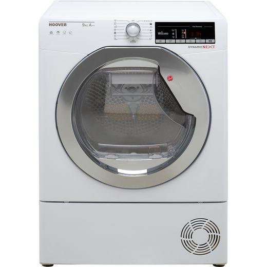 Hoover Dynamic Next DXOH9A2TCE Heat Pump Tumble Dryer - White
