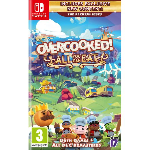 Overcooked! All You Can Eat for Nintendo Switch
