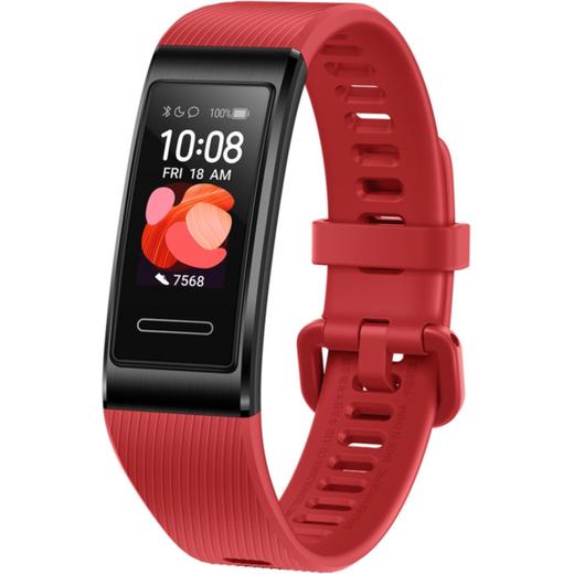 HUAWEI Band 4 Pro Fitness Tracker - Cinnabar Red