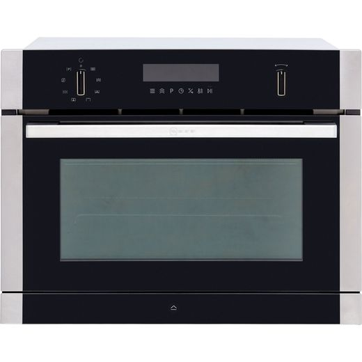 NEFF N50 C1APG64N0B Built In Combination Microwave Oven - Stainless Steel