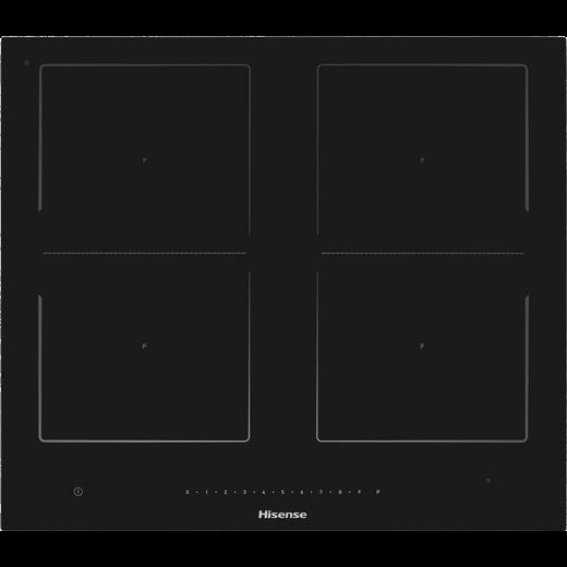 Hisense I6456C 60cm Induction Hob - Black