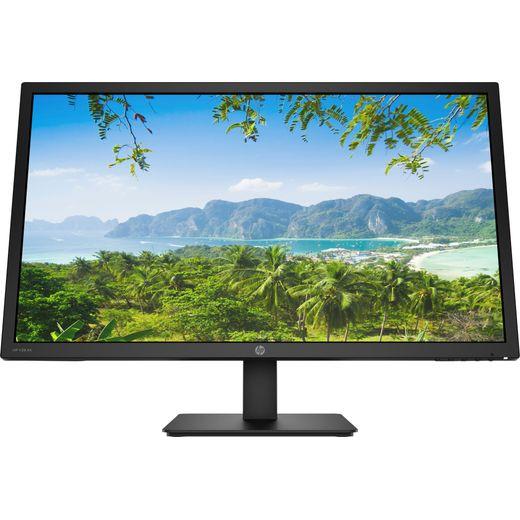 """HP V28 Ultra HD 28"""" 60Hz Monitor with AMD FreeSync - Black"""