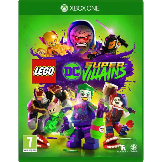 LEGO DC Super-Villains for Xbox