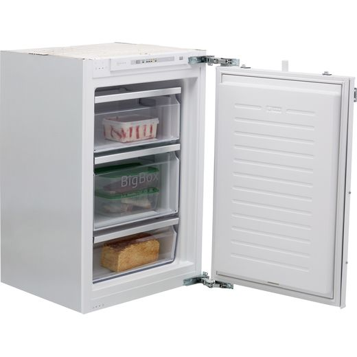 NEFF N50 GI1216DE0 Integrated Under Counter Freezer with Sliding Door Fixing Kit - E Rated