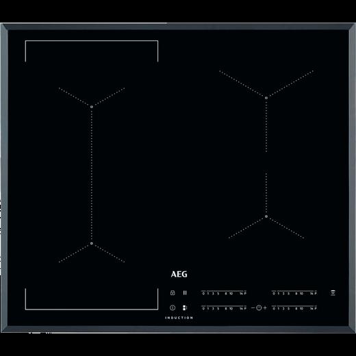 AEG IKE64441FB 59cm Induction Hob - Black