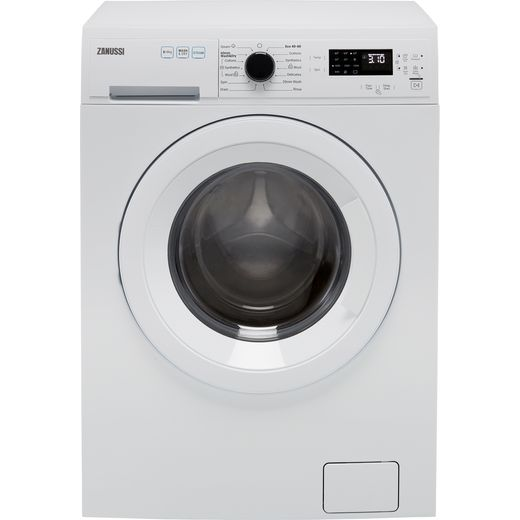 Zanussi ZWD86SB4PW 8Kg / 4Kg Washer Dryer with 1600 rpm - White - E Rated