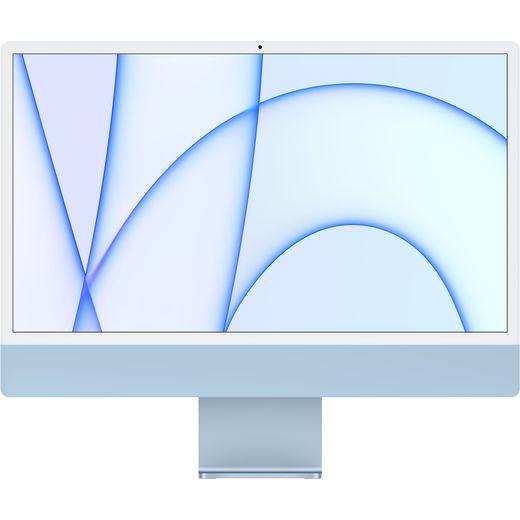 "Apple iMac 24"" 2021 - 512GB - Blue"