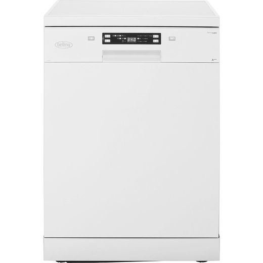 Belling BELFDW150 Standard Dishwasher - White - C Rated