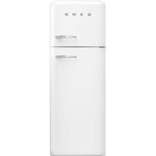 Smeg Right Hand Hinge FAB30RWH5UK 70/30 Fridge Freezer - White - D Rated