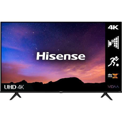 "Hisense 58A6GTUK 58"" Smart 4K Ultra HD TV"