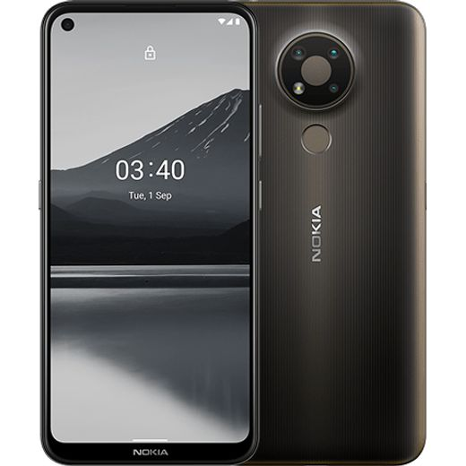 Nokia 3.4 in Charcoal