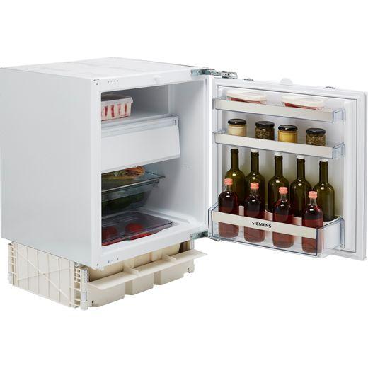 Siemens IQ-500 KU15LAFF0G Integrated Upright Fridge - Fixed Door Fixing Kit - White - F Rated