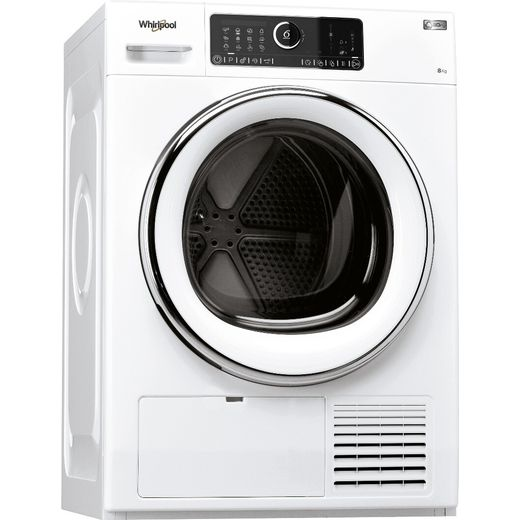 Whirlpool Omnia AWZ8HP/PRO Heat Pump Tumble Dryer - White
