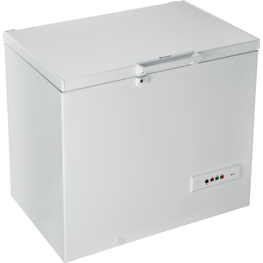 Hotpoint CS1A300HFA1 Chest Freezer - White - F Rated