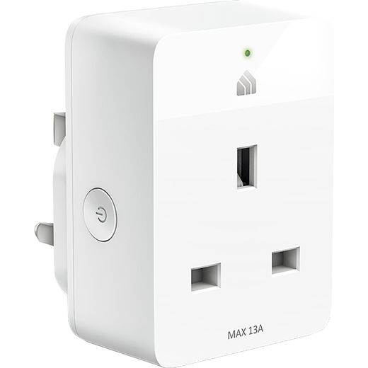 TP-Link Smart Socket with Energy Monitoring