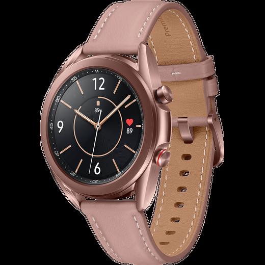 Samsung Galaxy Watch3, GPS + Cellular - 41mm - Mystic Bronze