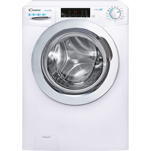 Candy Smart Pro CSO14103TWCE Wifi Connected 10Kg Washing Machine with 1400 rpm - White - A+++ Rated