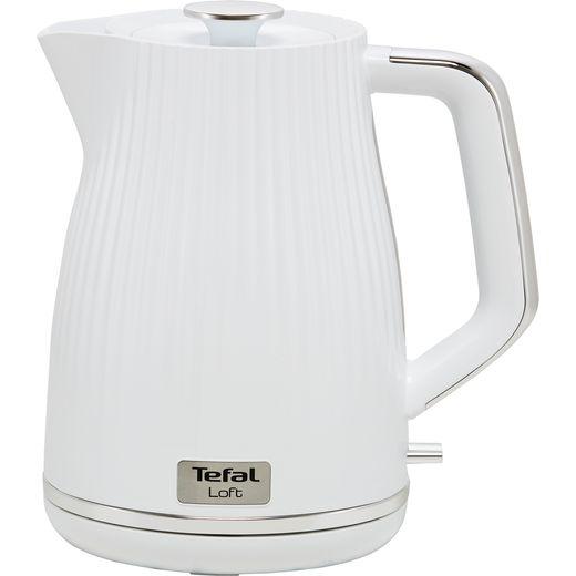 Tefal Loft KO250140 Kettle - White