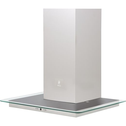 Elica TRIBE-60 60 cm Chimney Cooker Hood - Stainless Steel / Glass - B Rated