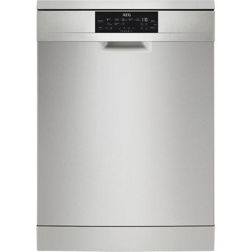 AEG FFE83700PM Standard Dishwasher - Stainless Steel