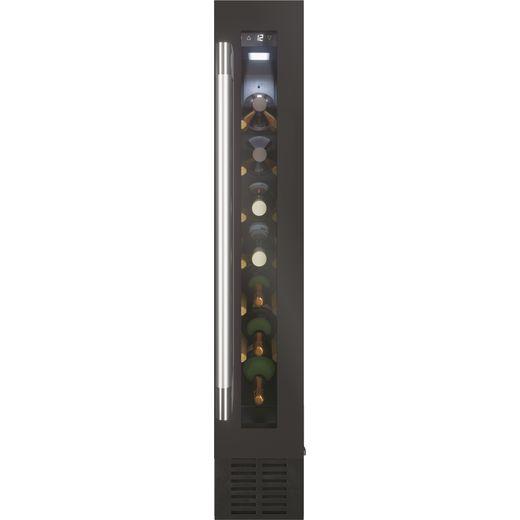 Hoover HWCB15UKBM/N Built In Wine Cooler - Black - A Rated