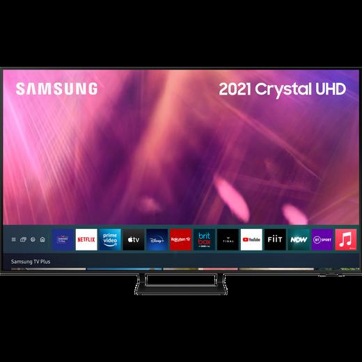 "Samsung UE75AU9000 75"" Smart 4K Ultra HD TV"