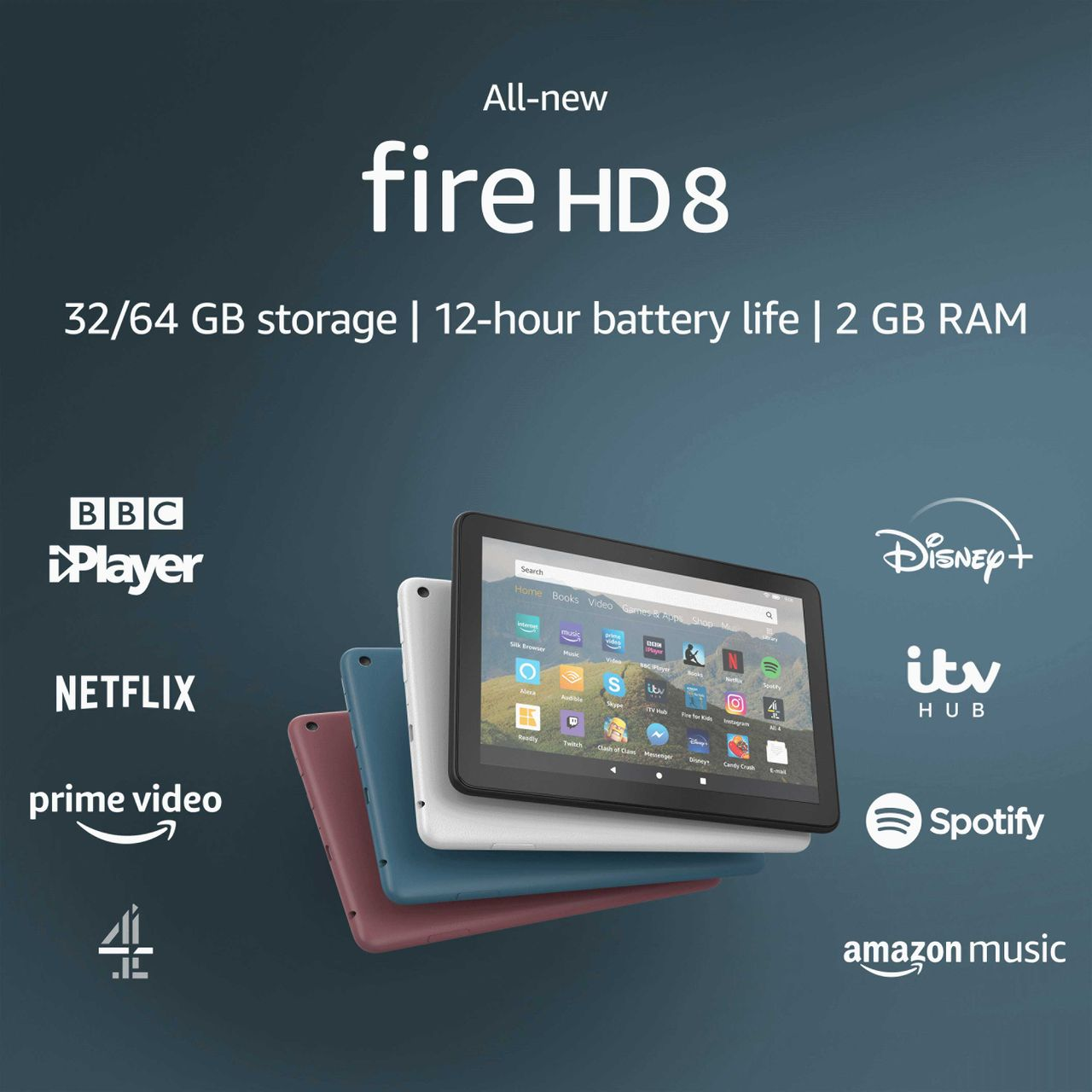 Amazon Fire HD 40