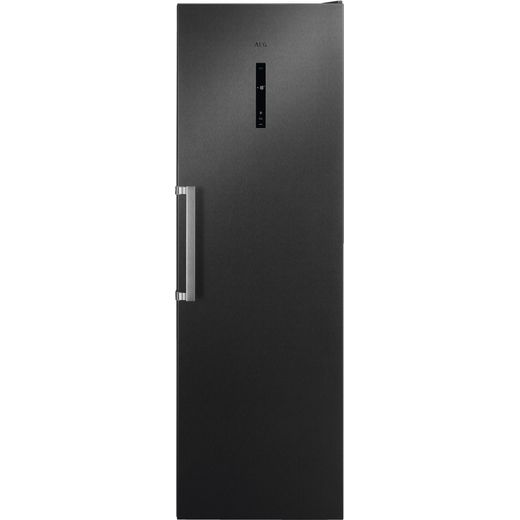 AEG AGB728E5NB Frost Free Upright Freezer - Black - E Rated