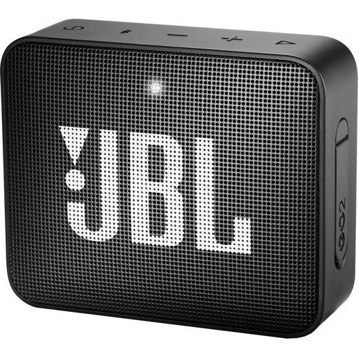 JBL GO2 Wireless Speaker - Black