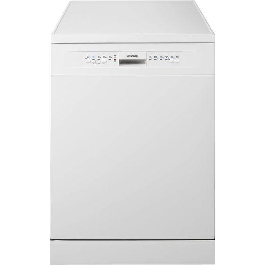 Smeg DF352CW Standard Dishwasher - White - C Rated