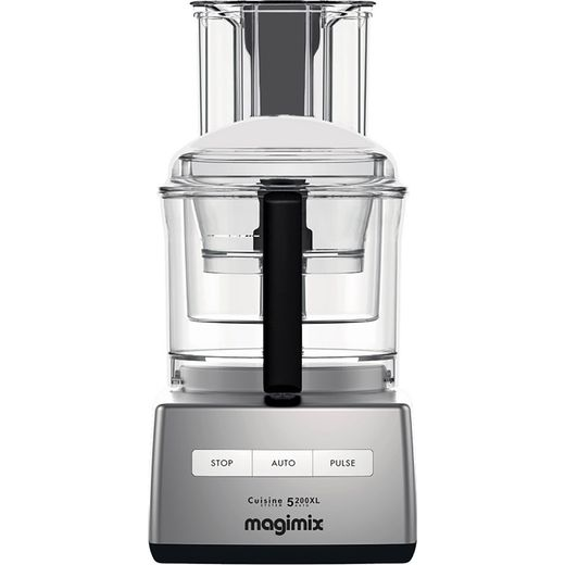 Magimix 5200XL Premium 18714 With 13 Accessories - Brushed Steel