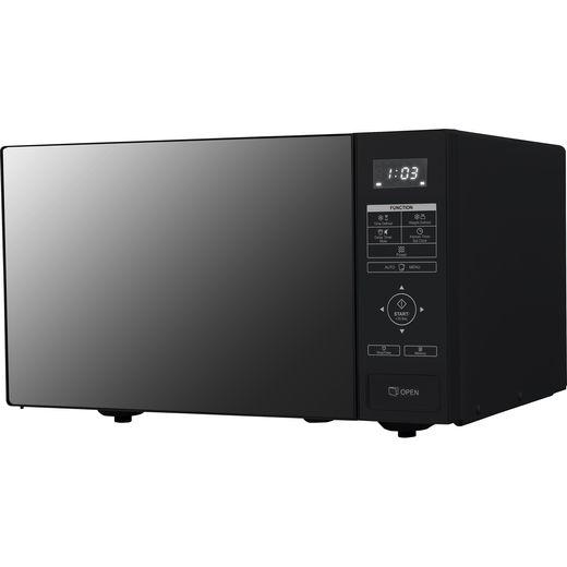 Sharp RBS232TB Microwave - Black Glass