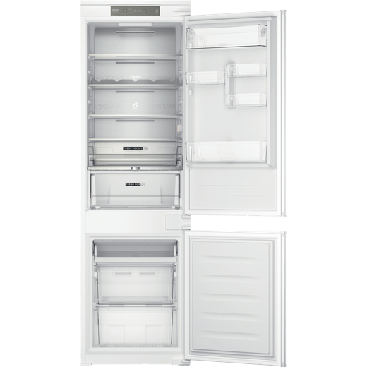 Whirlpool WHC18T332 Integrated Frost Free Fridge Freezer - White - E Rated