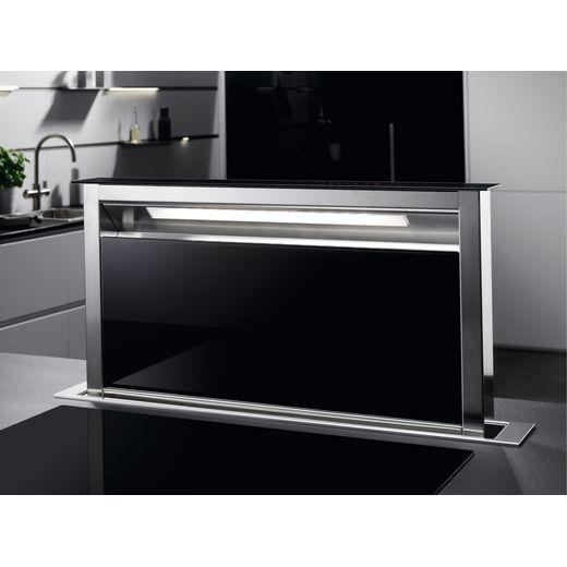 AEG DDE5980G Downdraft cooker hood Cooker Hood - Black - A Rated