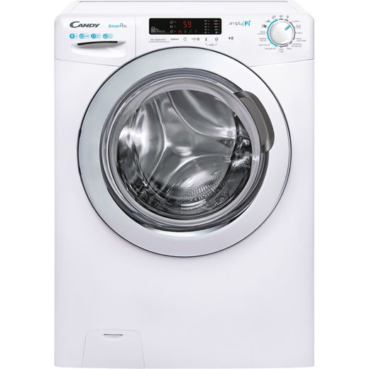 Candy CSO1493DWCE Wifi Connected Washing Machine with 1400 rpm - White - C Rated