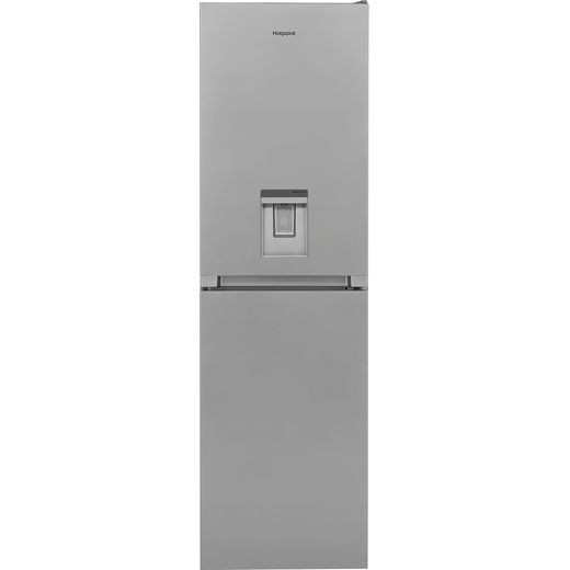 Hotpoint HBNF55181SAQUAUK1 50/50 Frost Free Fridge Freezer - Silver - F Rated