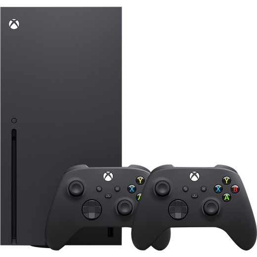 Xbox Series X 1TB with Wireless Controller - Black