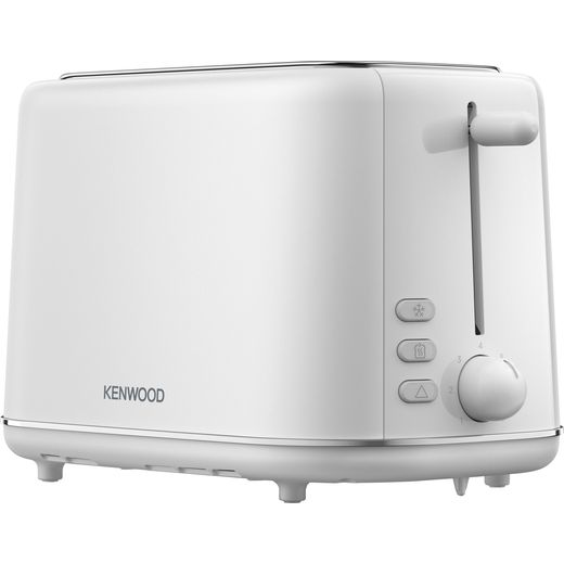 Kenwood Abbey Lux TCP05.A0WH 2 Slice Toaster - White