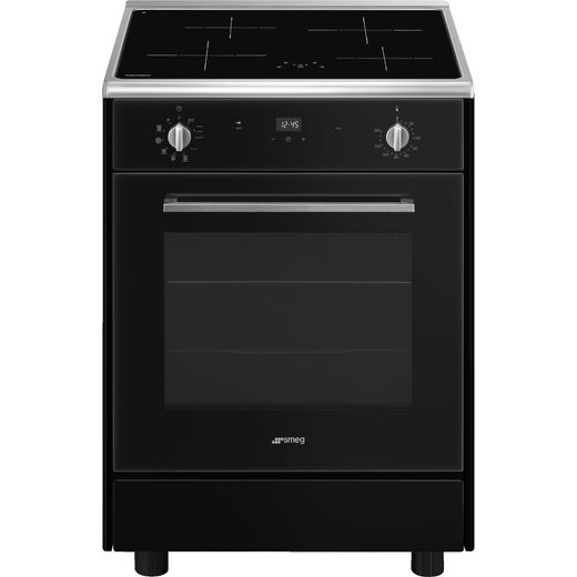 Smeg CP60ITVN Electric Cooker - Black