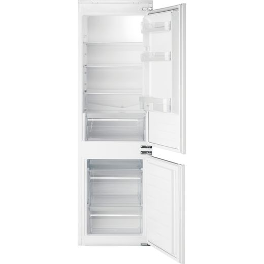 Indesit IB7030A1D.UK1 Integrated 70/30 Fridge Freezer with Sliding Door Fixing Kit - White - F Rated