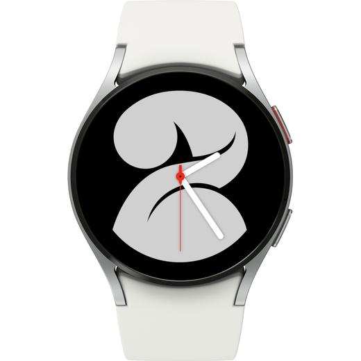 Samsung Galaxy Watch4, GPS + Cellular - 40mm - Silver