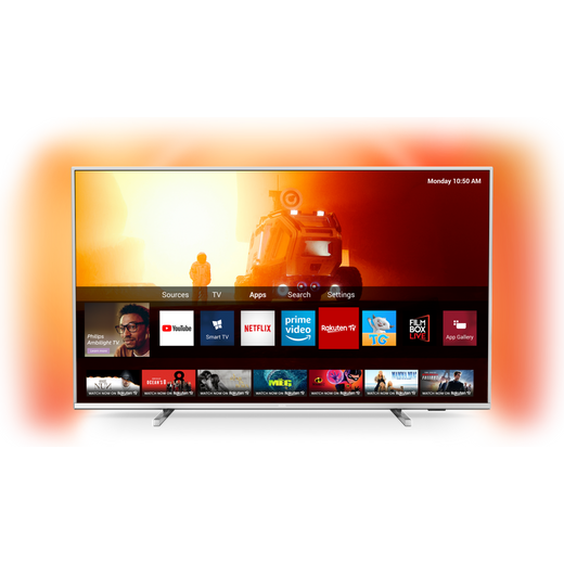 "Philips 43PUS7855 43"" Smart Ambilight 4K Ultra HD TV"