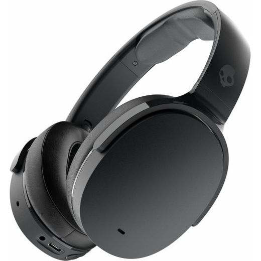 Skullcandy Hesh ANC Over-Ear Noise Cancelling Wireless Bluetooth Headphones - Black