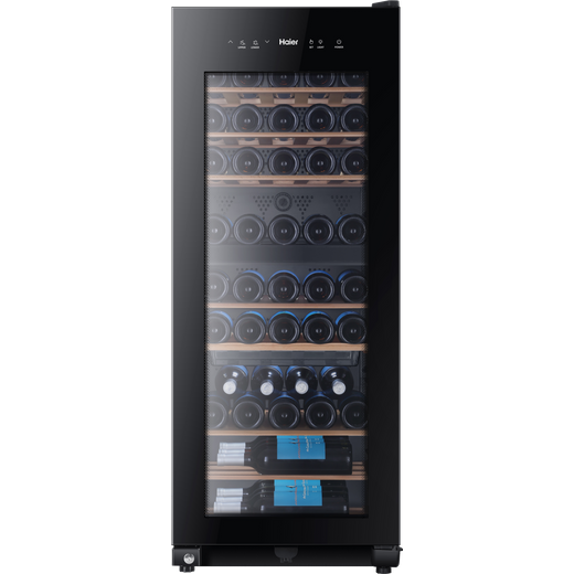 Haier WS53GDA Wine Cooler - Black - G Rated