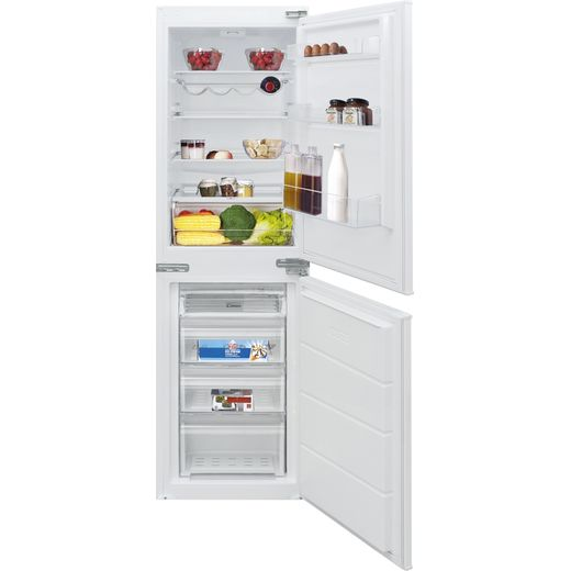 Candy BCBS1725TK/N Built In Fridge Freezer - White